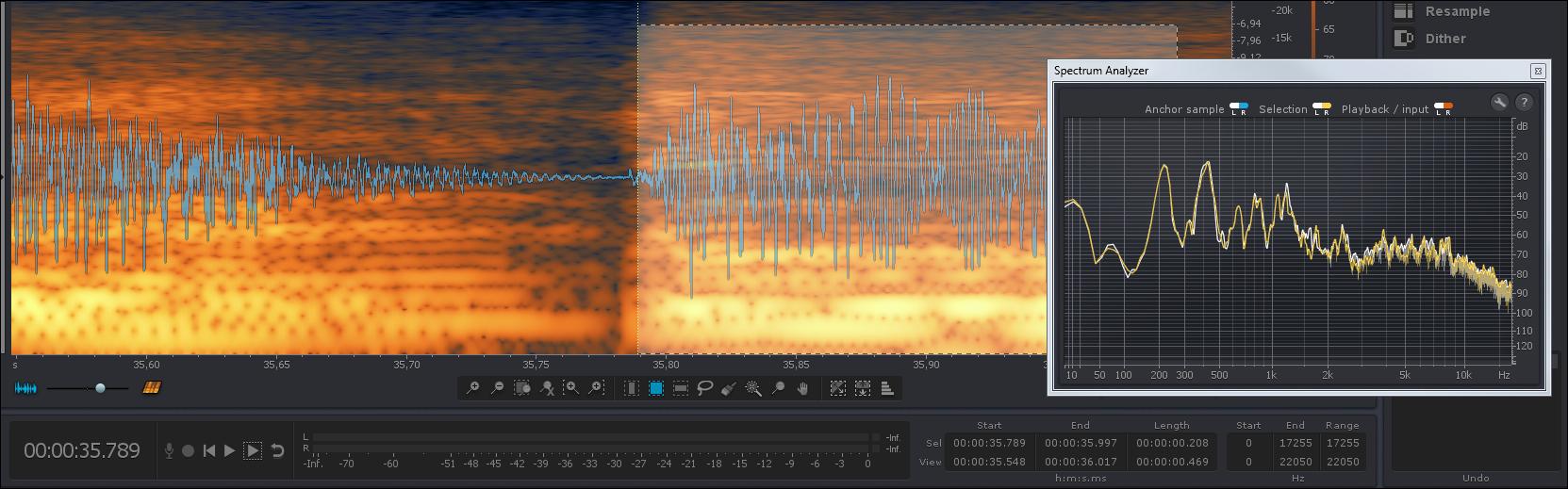 Störgeräusche entfernen - Quaton - Qualitätsverbesserung für Ihre Tonaufnahmen