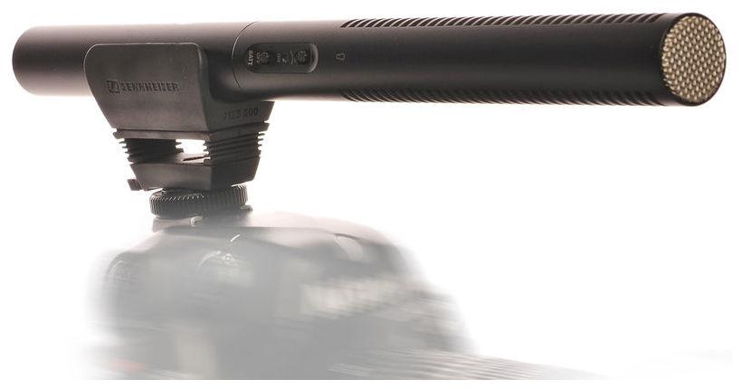 Sennheiser MKE 600 Richtrohrmikrofon Die 5 besten Richtmikrofone