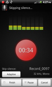 Recording-Apps smart voice recorder